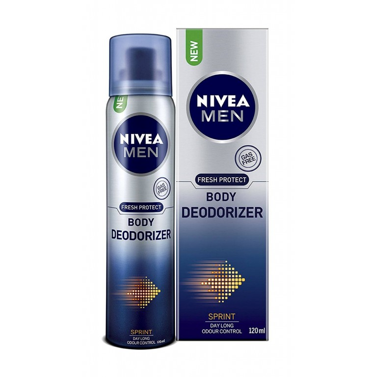Nivea Men Body Deoderizer Sprint