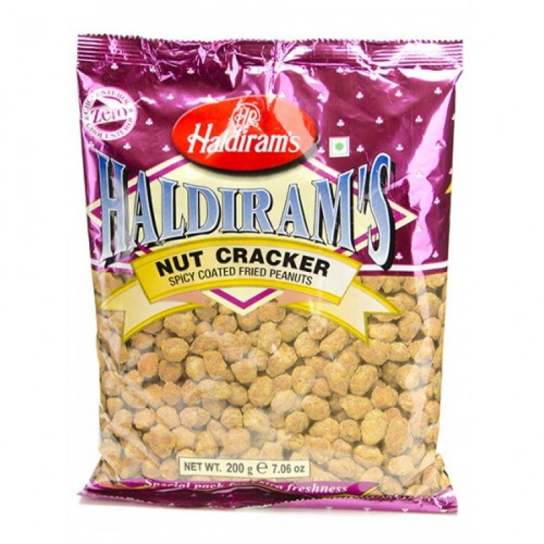 Haldiram Nut Cracker 200gm