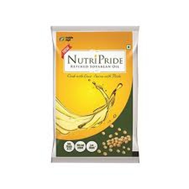 Nutri pride Refined soyabeen 1l