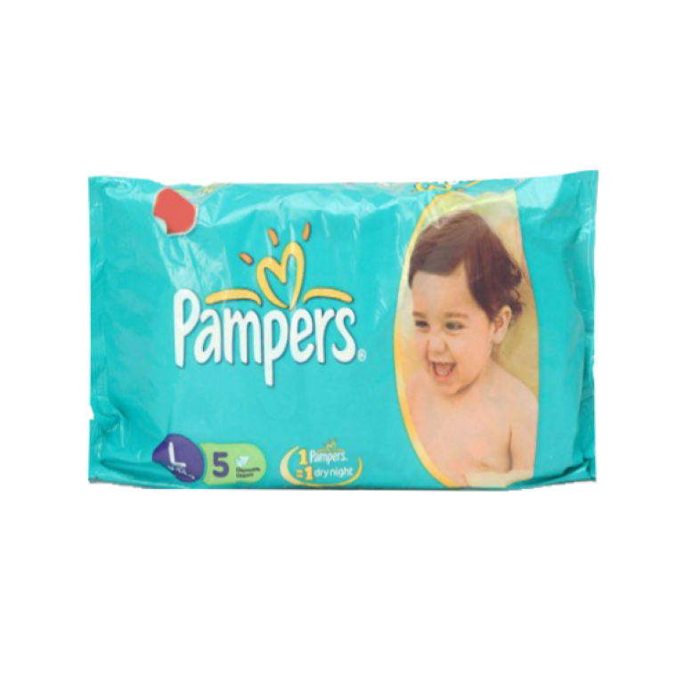 Pampers Diapers L-5