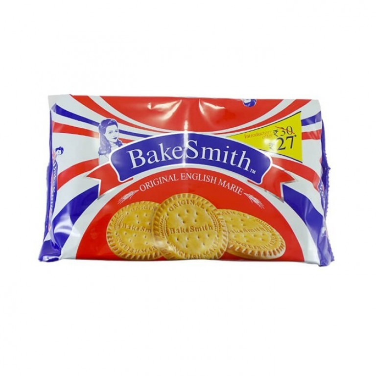 Parle Bake Smith original english marie 250g