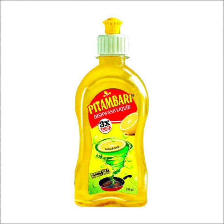 Pitambari dish wash Liquid 250ml