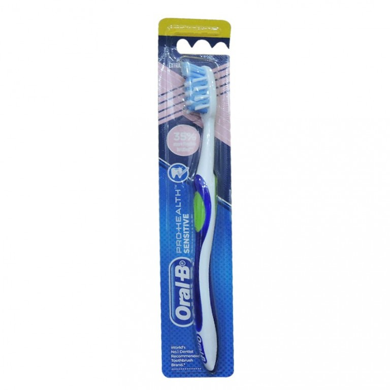 Oral - B Pro - Health Sensitive Tooth Brush