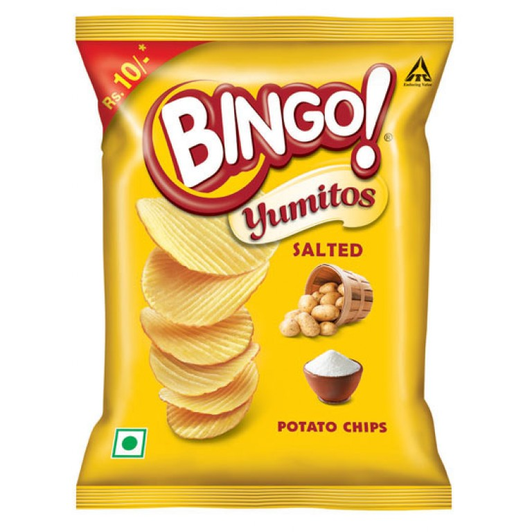 Bingo yumitos Salted