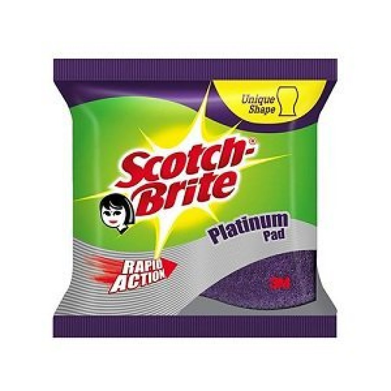 Scotch Brite Platinum pad