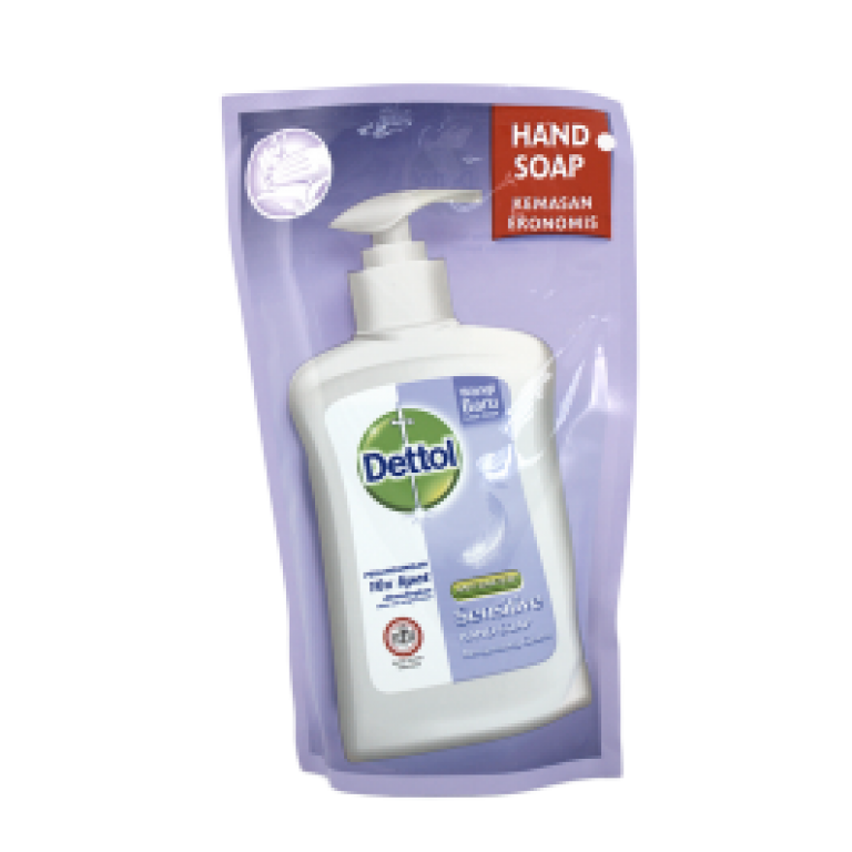 Dettol sensitive handwash 175ml