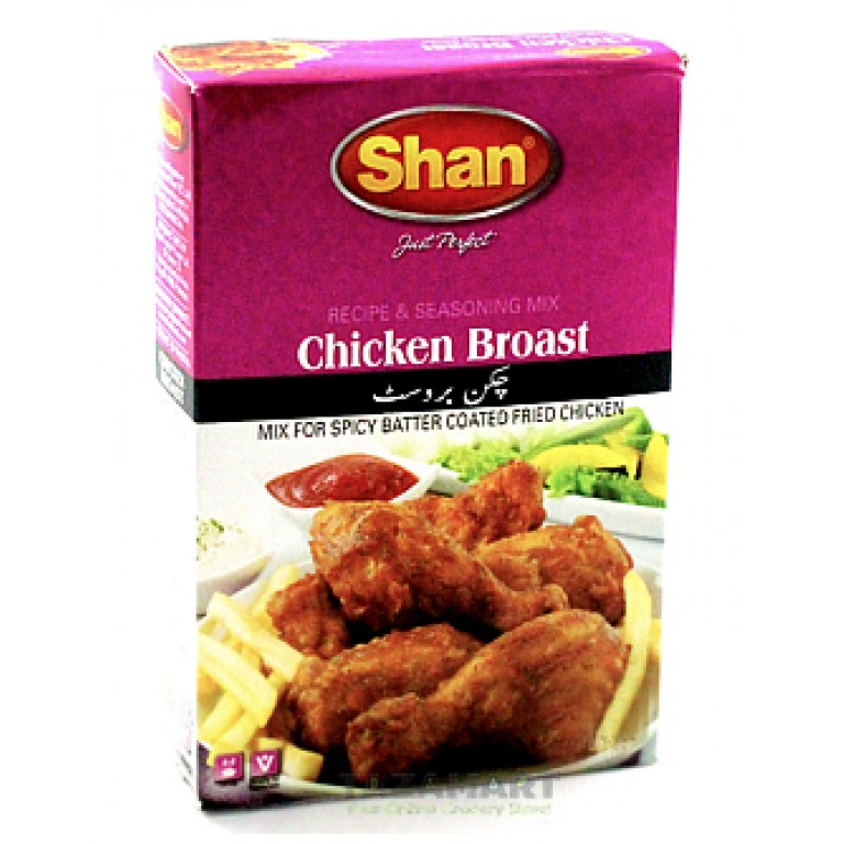 Shan  Chicken Broast Masala