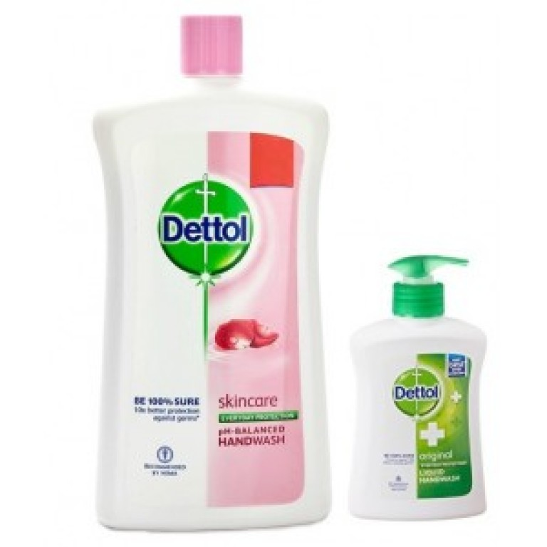 Dettol skincare pH-balanced handwash 900ml