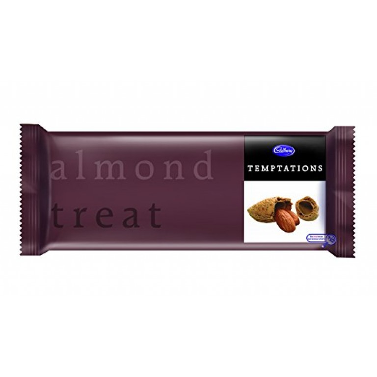 Cadbury Temptations Almond Treat 72gm