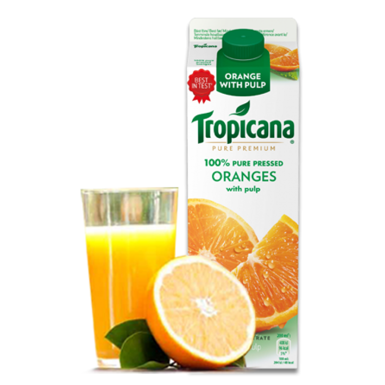 Tropicana Orange Juice 1 Ltr