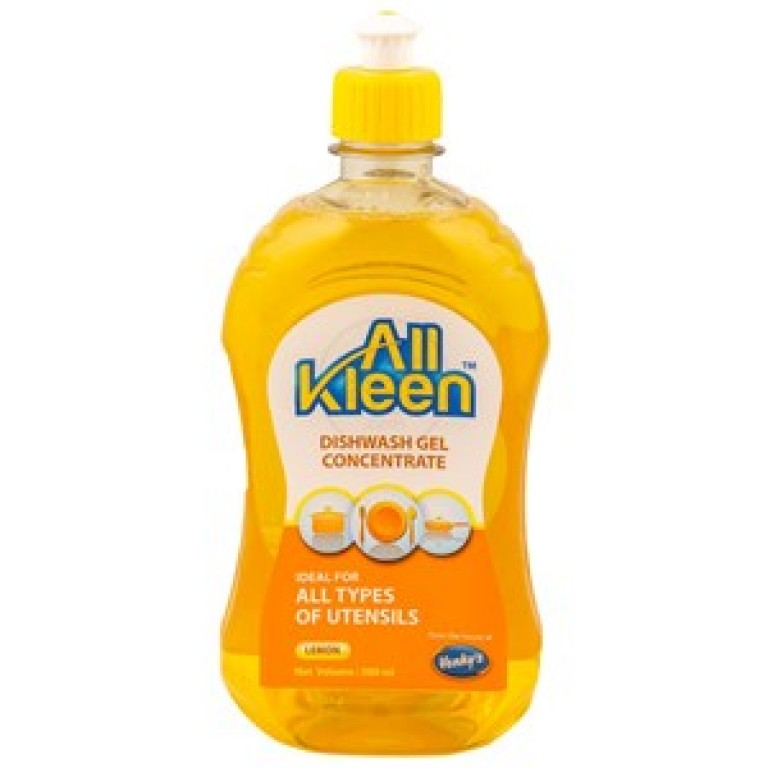 V All Kleen Dish Wash Gel