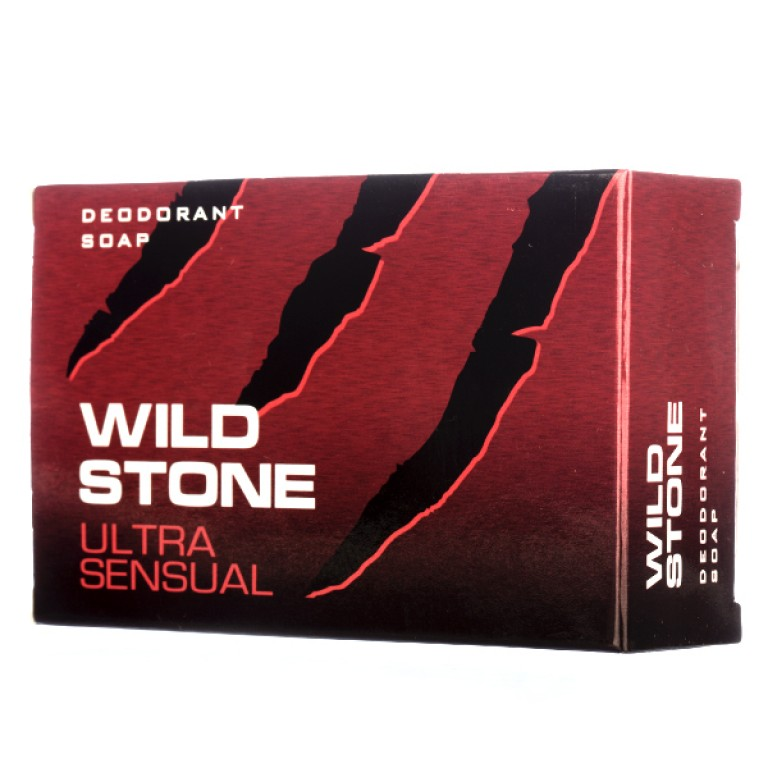 wild stone ultra sensual soap 125gm